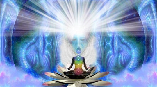Медитация объединения чакр
