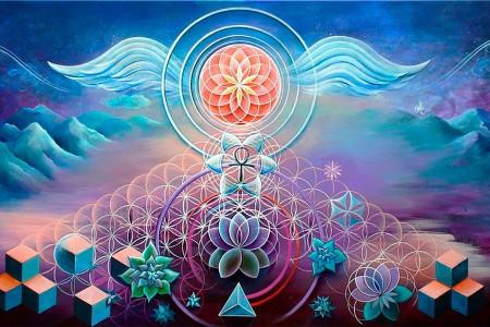 АБСОЛЮТ. Послания человечеству. Возможности Духа Творящего. Элохим Тетраграмматон.