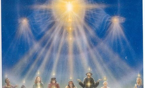 2016 Приход ангелов на Землю