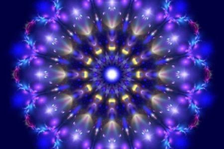 Соединение полярностей. /от Лорен Горго/ Нейтрализация противоположных реальностей