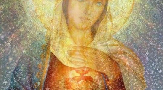 Мать Мира: «Вдыхайте энергию Вселенной, станьте одним дыханием со мной»