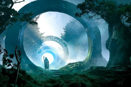 Вход в творчество через комнату Бога