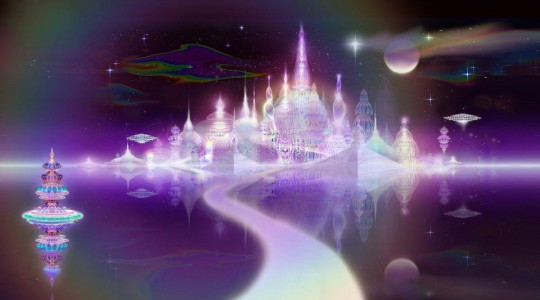 Про принцессу Ладу и ледяной замок
