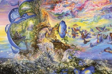Переход человеческого сознания к стационарным ритмам