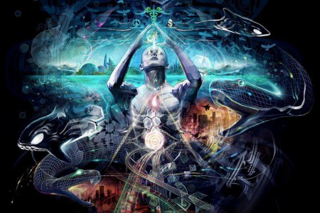 Все человеческое сообщество вошло в период прохождения коллективного посвящения