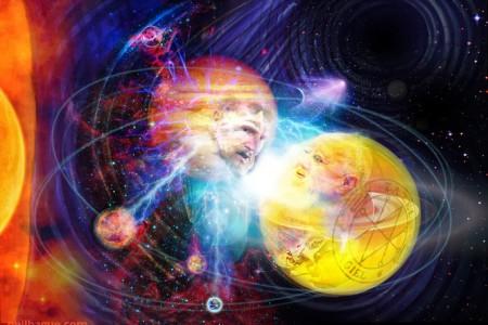 Разговор с Люцифером. Часть 70. Солнце Света и Солнце Тьмы