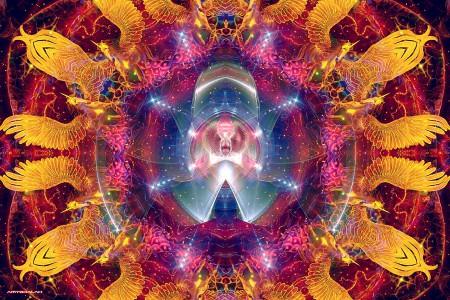 Уроки вознесения. Урок 4. Шаги в Бесконечность. Посвящение в Дух
