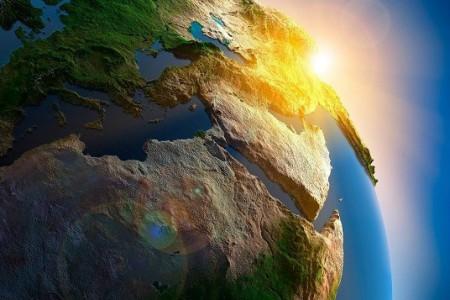 2017 год: Новое Начало и Год Святой Земли