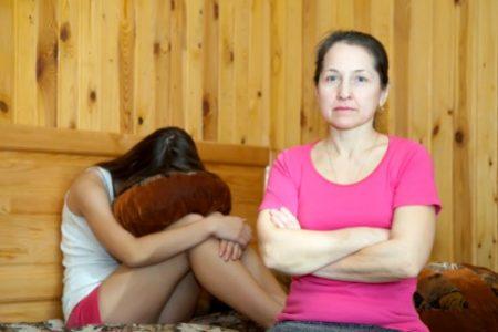 Когда стыд на вкус  как материнская забота: Трагедия Дочерей  , на которых возложили материнские роли