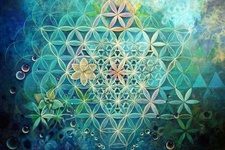 Ответы на вопросы. Сакральная геометрия и Цветок Жизни