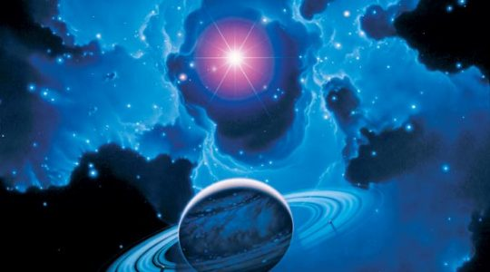 Как создаются планеты