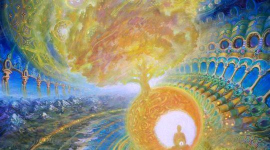 Силия Фенн: Земля в процессе перехода к Новой Земле: будущее наступило.
