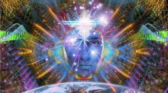 Сессия квантового процессинга Ларисы Задорожной