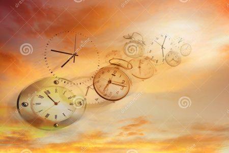 Иерархия времени. Точки наблюдения времени