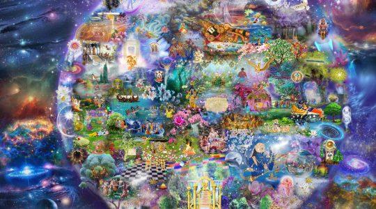 Прогулки в Зазеркалье: сессия «Всепроницаемость»